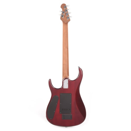 Sterling by Music Man JP15 Flame Maple Top Royal Red