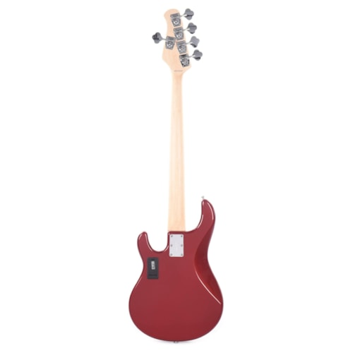 Sterling by Music Man S.U.B. Series StingRay5 HH Candy Apple Red