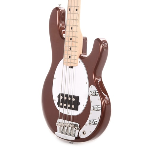 Sterling by Music Man Short Scale StingRay Dropped Copper
