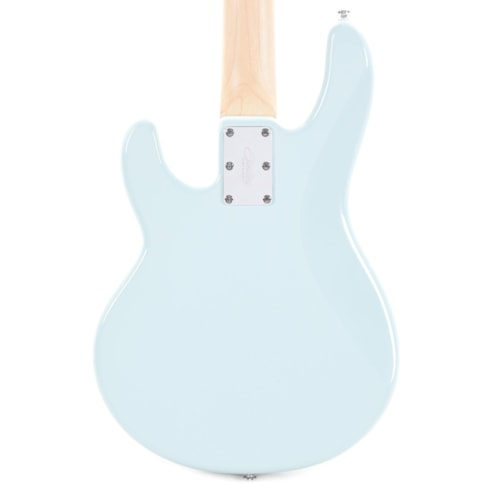 Sterling by Music Man Short Scale StingRay Daphne Blue