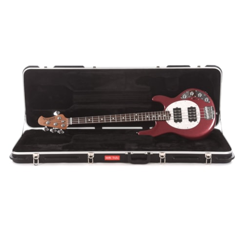 Music Man StingRay Special HH Maroon Mist w/Rosewood Fingerboard