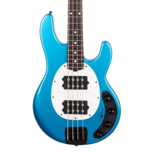 Music Man StingRay Special HH Speed Blue w/Rosewood Fingerboard