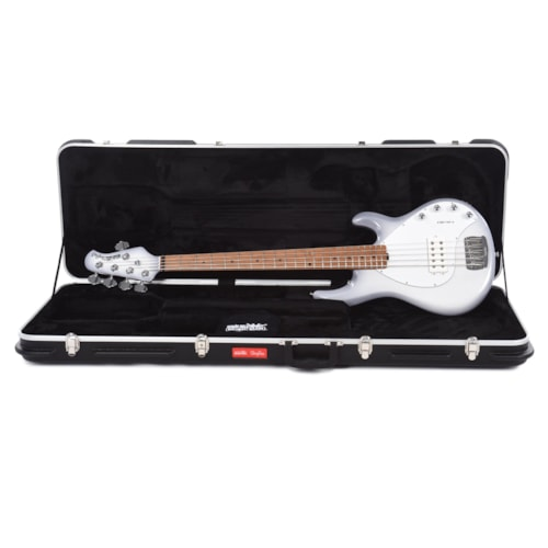 Music Man StingRay5 Special H Snowy Night w/Roasted Maple Neck