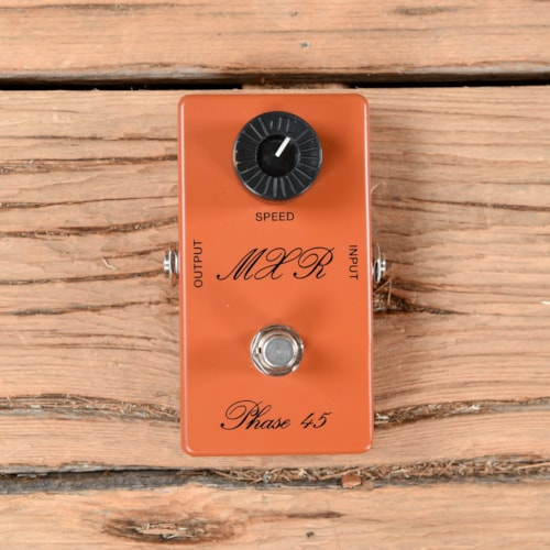 MXR CSP105 Custom Shop '75 Vintage Phase 45 Pedal  USED