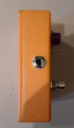MXR Phase 90 Phaser Pedal - Modified