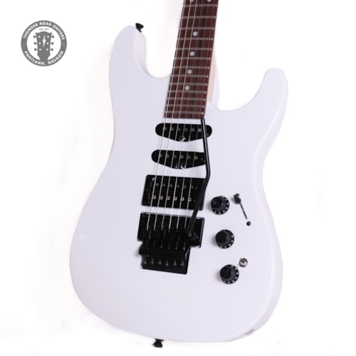 New 2020 Fender Limited Edition HM Strat in Bright White