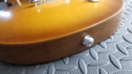 NICE 2018 GIBSON LES PAUL TRIBUTE HONEYBURST GLOSS WEIGHT RELIEVED BEAUTIFUL ONE