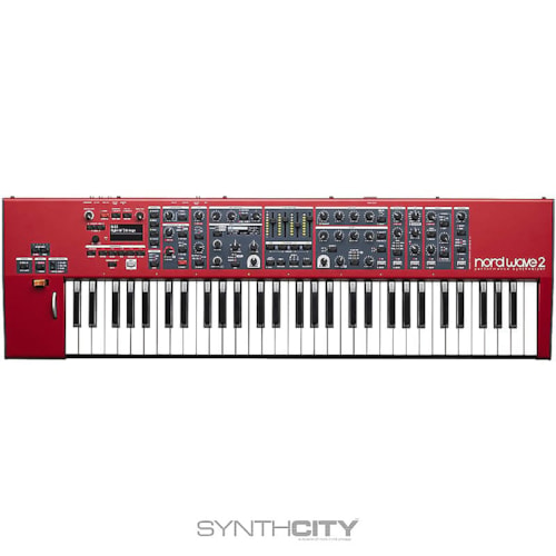 Nord Wave 2 Wavetable and FM Synthesizer