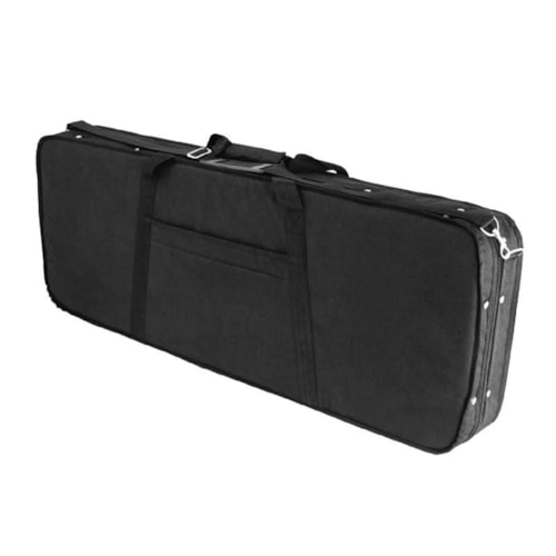 On Stage Polyfoam Electric Guitar Case Black