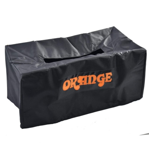 Orange Cover for Amplifier Head Large (RK50, RK100, AD200, OR100, TH100)