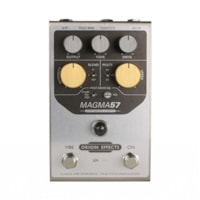 Origin Effects MAGMA57 Amp Vibrato and Drive Pedal