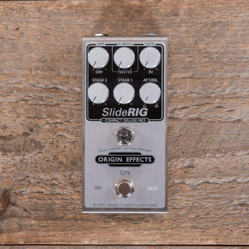 Origin Effects SlideRIG Compact Deluxe MK2 Pedal