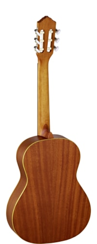 Ortega Family Series R121-1/2, 1/2 size  guitar,Spruce top and satin finish Right-handed