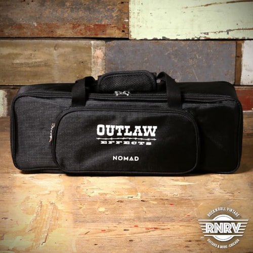 Outlaw Effects Nomad S128 Rechargable Pedalboard - Small