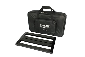 Outlaw Effects Outlaw Effects Nomad M128 Compact Rechargeable Powered Pedalboard