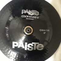 """Paiste Color Sound 5 18"""" China Type Cymbal"""