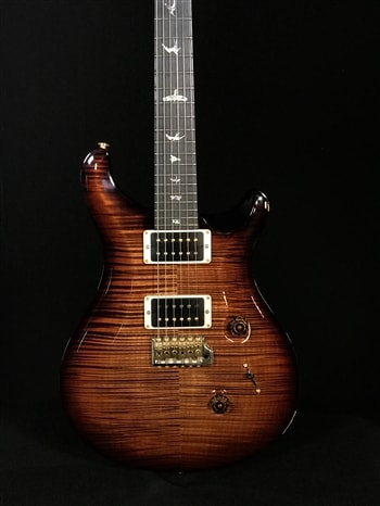 Paul Reed Smith Custom 24 Artist Package in Burnished Amber Burst