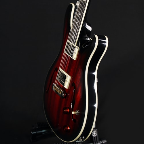 Paul Reed Smith PRS SE Hollowbody Standard Fire Red Burst (D08128)