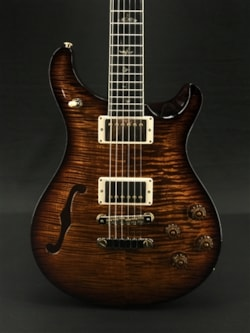 Paul Reed Smith McCarty 594 Artist Package Semi-Hollow LTD Edition in Black Gold Burst