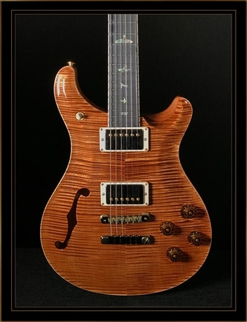 Paul Reed Smith McCarty 594 Artist Package Semi-Hollow LTD Edition in Copperhead