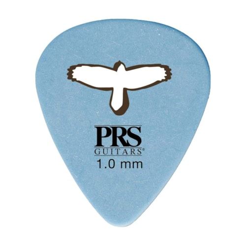 PRS Delrin Punch Picks Blue 1.00mm 12-Pack