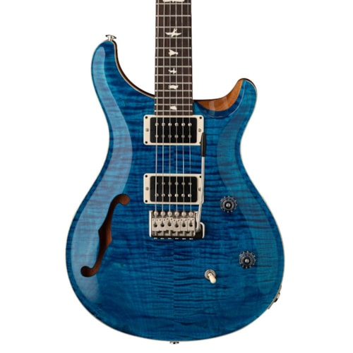 PRS CE24 Semi-Hollow Blue Matteo