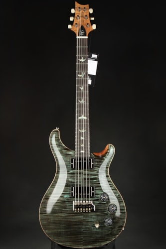 Paul Reed Smith (PRS) Eddie's Guitars Wood Library DGT (David Grissom Trem) - Mash Green