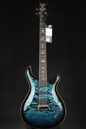 Hold - Paul Reed Smith (PRS) Eddie's Guitars Wood Library 509 - River Blue Smoke Burst
