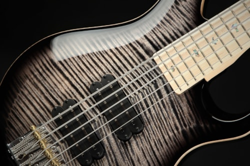 Paul Reed Smith (PRS) Grainger 5 String Bass - Charcoal
