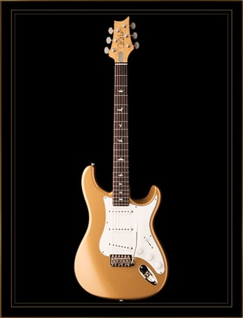 Paul Reed Smith John Mayer Signature Model Silver Sky in Golden Mesa with Rosewood Fretboard