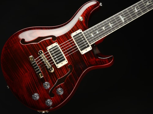 Paul Reed Smith (PRS) McCarty 594 Hollowbody II - Fire Red Wrap