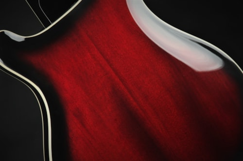 Paul Reed Smith (PRS) SE Hollowbody Standard - Fire Red