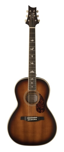 Paul Reed Smith SE P20E Parlor Acoustic-Electric with Tobacco Sunburst Top