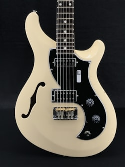 Paul Reed Smith Store Demo S2 Vela Semi-Hollow in Antique White