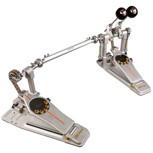 Pearln Chain Drive Double Bass Drum Pedal