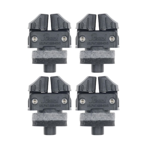 Pearl WingLoc Quick Release Wing Nut (4 Pack Bundle)