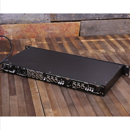Pendulum Audio SPS-1 Stereo Preamp System for Acoustic Instruments w/ Preamp Module & Footswitch