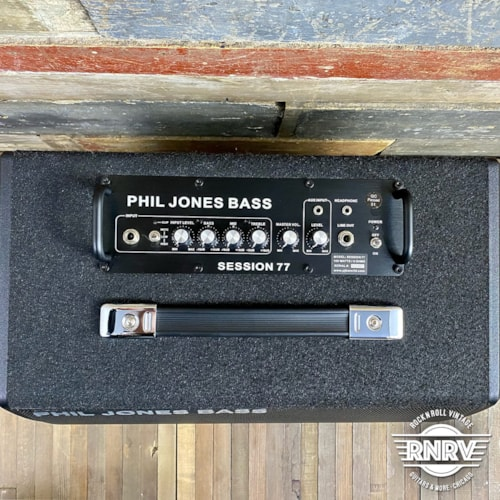 Phil Jones Session 77 Compact Combo Amp