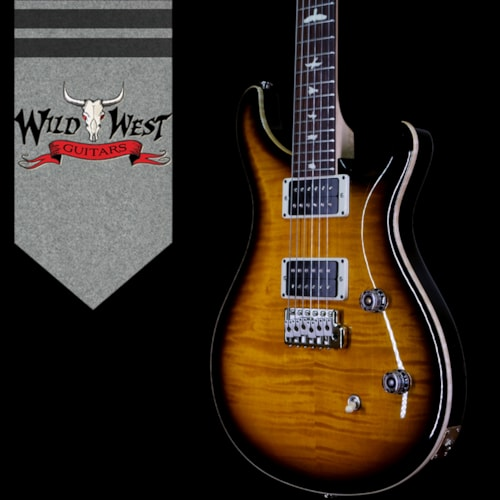 2021 Paul Reed Smith CE 24 Rosewood Fingerboard Vintage Smokeburst