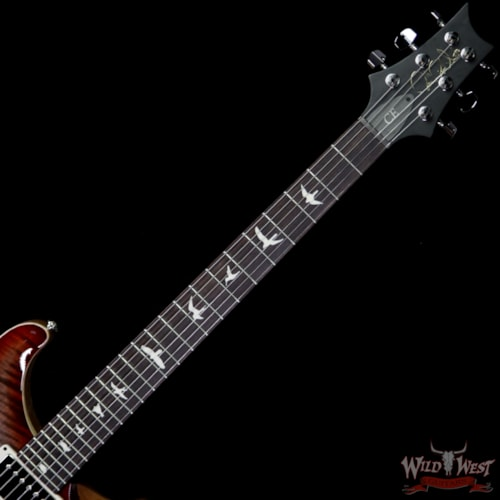 2020 Paul Reed Smith WWG CE 24 Flame Maple Top 57/08 Pickups Faded Gray Black Cherry Burst