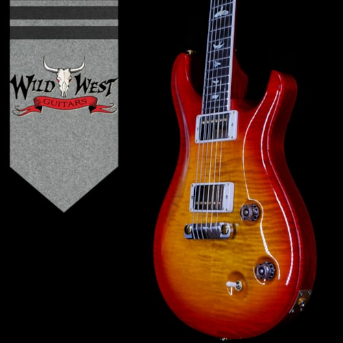 2021 Paul Reed Smith McCarty 10 Top East Indian Rosewood Fingerboard Cherry Sunburst