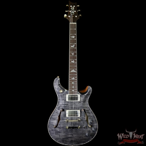 2020 Paul Reed Smith Wood Library Artist McCarty 594 Hollowbody II Charcoal