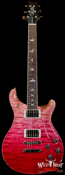 2020 Paul Reed Smith Wood Library Quilt 10 Top McCarty 594 Brazilian