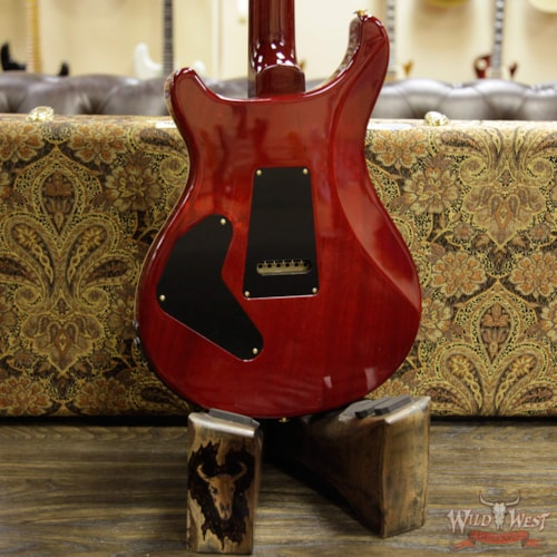 2019 PRS - Paul Reed Smith PRS Wood Library Artist Package Quilt Top P24 Custom 24 Piezo Brazilian Rosewood Board Bonnie Pink Cherry Burst Bonnie Pink with Cherry Burst