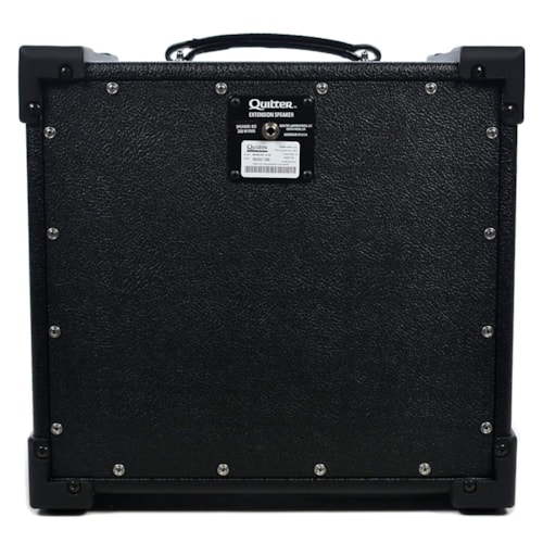 """Quilter Labs MicroPro Mach 200 HD Extension Cabinet with 12"""" Heavy Duty Speaker"""
