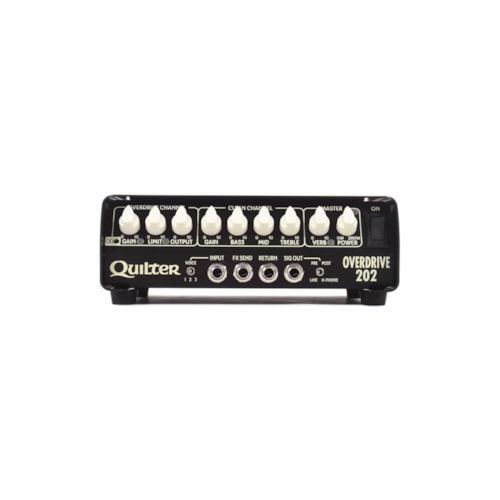 Quilter Overdrive 202 Head