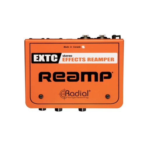Radial EXTC Stereo Effects Loop Interface