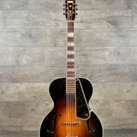 Regal Ward Archtop