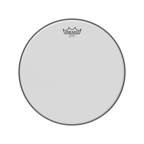 """Remo 13"""" Emperor Smooth White Drumhead"""