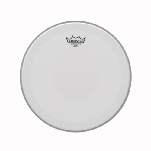 """Remo 13"""" Powerstroke P3 X Coated Drumhead w/Dot"""